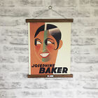 Josephine Baker 1931 Print with Oak Hanger