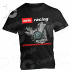 T-Shirt Aprilia Racing Dorsoduro Strada Pista Motard Travel Corse racing Noale