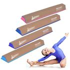 JuperbSky Gymnastics Balance Beam Home Training Equipment Gym 4ft