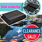 Small Size Pond Liner with Lifetime Guarantee & FREE Underlay. Next Day Delivery