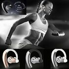 Wireless Bluetooth Headset Sport Stereo Earphone Headphone For iPhone 7 Samsung
