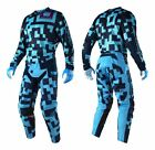 2018 Troy Lee Designs TLD GP Air Mens Combo Maze Turquoise/Navy MX Motocross