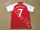 Alexis Sanchez Arsenal Red Home Jersey Chile NWT