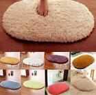 Non-slip Bath Rug Bathroom Bedroom Floor Mats Shower Water Absorbent Fast Dry