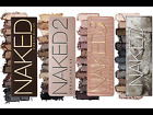 Naked 1 2 3 Professional Eye Shadow Palette Make Up Contour New UK Stock