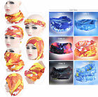 Hiking Headband Cycling Motorcycle Bike Bicycle Snowboard Face Mask Veil Scarf