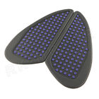 Universal For Harley Motorcycle Tank Traction Pad Side Gas Knee Grips Protector