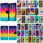 For LG G Stylo LS770/ G4 Note/ Vista 2 Slim Stylish Canvas Wallet Case Cover