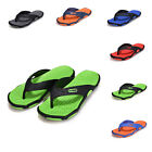 Men's Fashion Flat Flip Flops Beach Slippers Sandals Summer Casual Shoes New Hot