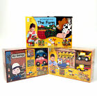 Play Set Book Jigsaw Puzzle Game Pre School Learning Age 3+