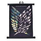 Kpop BTS Anime Wall Hanging Poster Scroll Painting Picture Decor Fairy Tail New