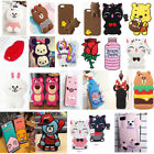 3D Cute Lucky Cat Shockproof Silicone Case For iPhone 7 6 6s Plus 5 5s SE 5c