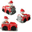Paw Patrol Action Figures Pup Dog Doll Racer Car Set Kids Baby Boy Girl Toy Gift