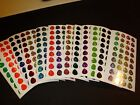 #3 Colorado Blade 40 PCS Holo Sparkle Die Cuts Fishing Lure Tape in 14 COLORS