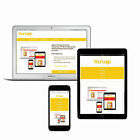 eBay Listing / Auction Templat HTML Responsive Mobile Shop Design Templates 2017