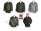 FOX OUTDOOR PRODUCT M65 FIELD JACKET WITH LINER 5 COLOR SIZE S TO 5X-LARGE NEW