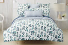 NEW Sheridan Outlet Sheridan Amoretti Quilt Cover Set - Indigo