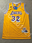 Magic Johnson Earvin Johnson Jr. Los Angeles Lakers Sewn On Jersey NWT