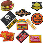 Quentin Tarantino Patch Embroidered Badge Sew / iron on