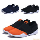 2017 COOL Mens Sneakers Running Casual Athletic Slip On Elastic Canvas Shoes
