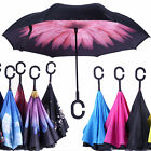 C-Handle New Better Brella Double Layer/Upside Down/Reverse Opening Umbrella US