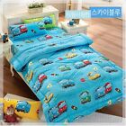 Tayo Bus Cotton Thin Wadding Bedding Cover Comforter bedclothes quilt