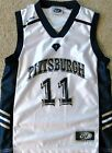 PITTSBURGH PANTHERS YOUTH BASKETBALL JERSEY NCAA #11 NEW YOUTH MED., L, OR XL