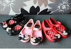 Christmas Jelly Shoes For Cartoon mickey minnie mouse Dress Up melissa Sandals