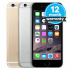Factory Unlocked Apple iPhone 6 16GB 64GB Dual Core 8.0MP WIFI GPS 4G Smartphone