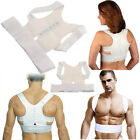 Unisex Bad Posture Corrector, Back Support, Magnetic Therapy, Adjustable