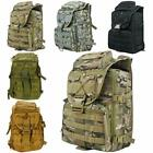 40L Outdoor Military Molle Tactical Backpack Rucksack Camping Bag Travel Hiking