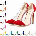 NEW Womens Sexy Shoes Pointed Pump High heels Wedding shoes  Size US5-US10