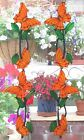 BUTTERFLY STAINED GLASS EFFECT WINDOW CLING DOOR DECORATION MOTIF PEELABLE DECOR