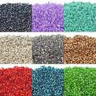 Miyuki Delica Seed Beads Japenese Glass Size 11/0 - 50 Colours - 5g Packs