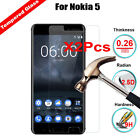 2Pcs 9H+ New Premium Tempered Glass Film Screen Protector For Nokia 5 / Nokia 3