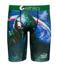 NEW WITH TAGS ETHIKA Technical Underwear TRAP REAPER MEDIUM-2XLARGE BOXER BRIEF