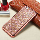 Bling Glitter Soft Phone Case Cover For Samsung Galaxy J5 J7 2015 2016 2017 A750