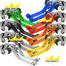 For Husaberg FC/FE/FS/FX/TE 200-570 2006-2011 Dirt/Pit Pivot Brake Clutch Levers