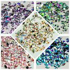 Beautiful Iridescent Face Gems-Festival Skull Teeth Clubbing Make up Costume