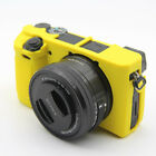 Camera Soft Skin Cover Rubber Protector Silicone Armor Case Bag For Sony A6300