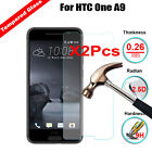 2Pcs Premium 9H+ Tempered Glass Anti-Shatter Screen Protector For HTC U12 Life