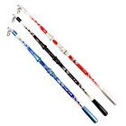 Three-color Carbon Super-hard Throw Pole Telescopic Fishing Rod(pack of 1)