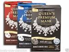 QUEEN'S FIRST Premium Facial Mask (5 sheets) From Japan