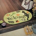 Disney Tinker Bell Bath Room Door Kitchen Mat Carpet Entrance Made Japan E3283