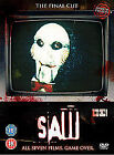 Saw - The Final Cut Collection (DVD, 2011, 7-Disc Set, Box Set)