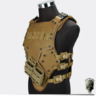 TMC TF3 Black Tactical Vest Transformer 3 Body Armor Cosplay Combat Hunting GearChest Rigs & Tactical Vests - 177891