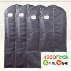 Oxford cloth washed thick dust cover suit cover Storage cover long coat dust bag