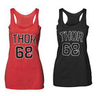 2018 Thor MX Womens Team Tank Top Motocross Casual - Pick Size & Color
