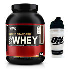 Optimum Nutrition,GOLD STANDARD 100% WHEY Protein, 5 Lb, + Free Shaker, all
