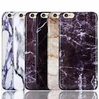 For Apple iPhone 6 6s Plus 5.5 Marble Pattern Ultra Thin Back Case Cover Skin